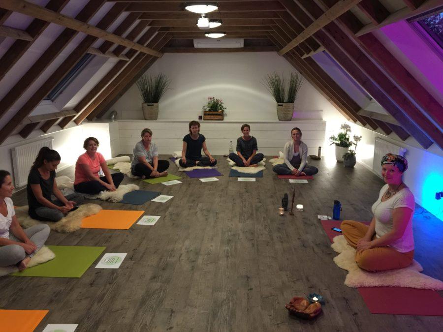 Yoga 't Wheemhuus Gezondheidscentrum Zuidwolde